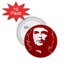Chce Guevara, Che Chick 1 75  Button (10 Pack)