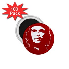 Chce Guevara, Che Chick 1.75  Button Magnet (100 pack)