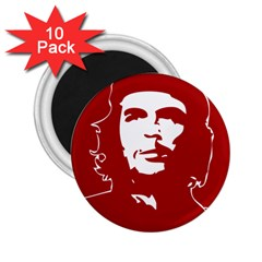 Chce Guevara, Che Chick 2.25  Button Magnet (10 pack)