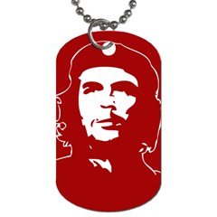 Chce Guevara, Che Chick Dog Tag (One Sided)