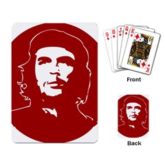 Chce Guevara, Che Chick Playing Cards Single Design