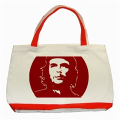 Chce Guevara, Che Chick Classic Tote Bag (red)