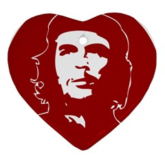 Chce Guevara, Che Chick Heart Ornament (Two Sides)
