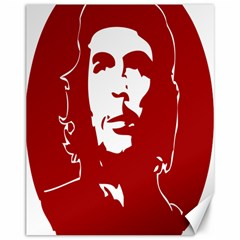 Chce Guevara, Che Chick Canvas 11  x 14  (Unframed)