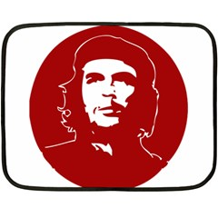 Chce Guevara, Che Chick Mini Fleece Blanket (Two Sided)
