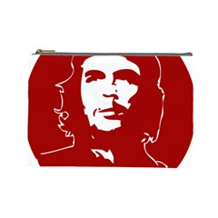 Chce Guevara, Che Chick Cosmetic Bag (large)