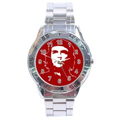 Chce Guevara, Che Chick Stainless Steel Watch (Men s)