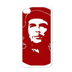 Chce Guevara, Che Chick Apple iPhone 4 Case (White)