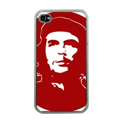 Chce Guevara, Che Chick Apple iPhone 4 Case (Clear)