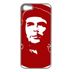 Chce Guevara, Che Chick Apple Iphone 5 Case (silver)