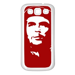 Chce Guevara, Che Chick Samsung Galaxy S3 Back Case (White)