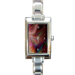 Prism Rectangular Italian Charm Watch