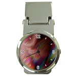 Prism Money Clip with Watch Front