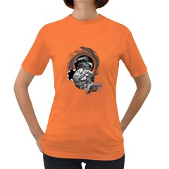 Thy Planet Is Mine Womens' T Shirt (colored)