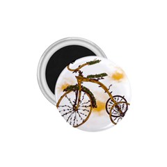 Tree Cycle 1.75  Button Magnet