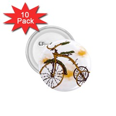 Tree Cycle 1.75  Button (10 pack)