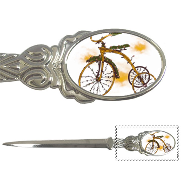 Tree Cycle Letter Opener