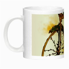 Tree Cycle Glow In The Dark Mug