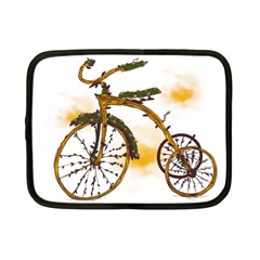 Tree Cycle Netbook Case (small)