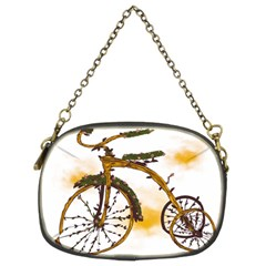 Tree Cycle Chain Purse (two Sided)