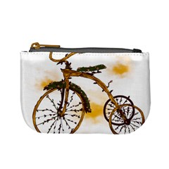 Tree Cycle Coin Change Purse