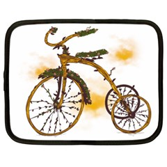 Tree Cycle Netbook Case (XL)