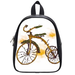Tree Cycle School Bag (Small)