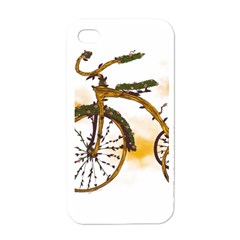 Tree Cycle Apple iPhone 4 Case (White)