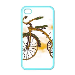 Tree Cycle Apple iPhone 4 Case (Color)