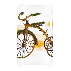 Tree Cycle Apple iPod Touch 4G Hardshell Case