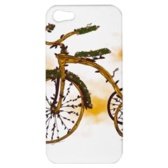 Tree Cycle Apple Iphone 5 Hardshell Case