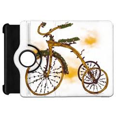 Tree Cycle Kindle Fire HD 7  Flip 360 Case