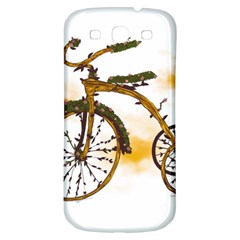 Tree Cycle Samsung Galaxy S3 S III Classic Hardshell Back Case