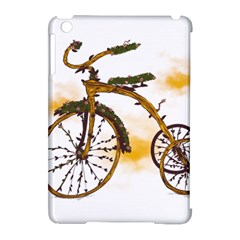 Tree Cycle Apple iPad Mini Hardshell Case (Compatible with Smart Cover)