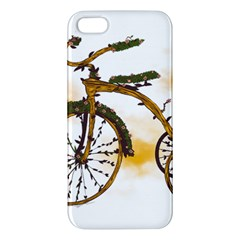 Tree Cycle iPhone 5S Premium Hardshell Case