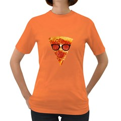 Geeks Pizza Womens' T-shirt (Colored)