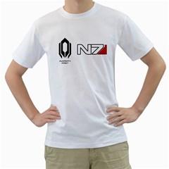 Sans Titre 1 Mens  T Shirt (white)