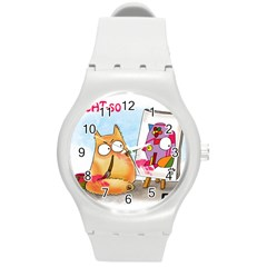 Picatso by PookieCat Plastic Sport Watch (Medium)