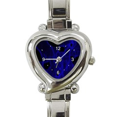 Electric Heart Italian Charm Watch