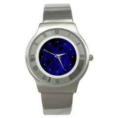 Electric Stainless Steel Watch