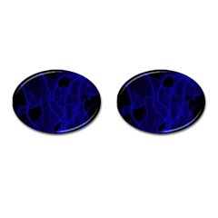 Electric Cufflinks (Oval)