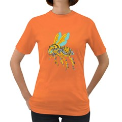 BumbleBot Womens' T-shirt (Colored)