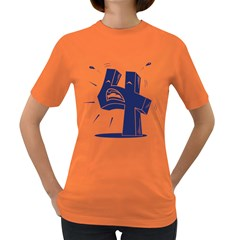 4 Crying Out Loud Womens' T-shirt (Colored)