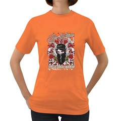 Cold Dead Hands Womens' T-shirt (Colored)