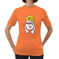 Ghost Womens' T-shirt (Colored)