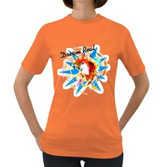 Dream Real Womens' T-shirt (Colored)