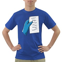 Shopping list Mens' T-shirt (Colored)