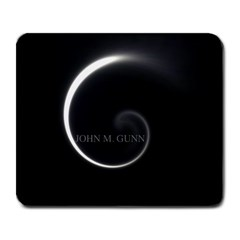 Glabel1 Large Mouse Pad (Rectangle)