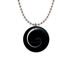 Glabel1 Button Necklace