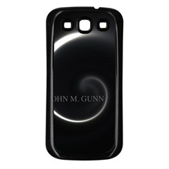 Glabel1 Samsung Galaxy S3 Back Case (Black)